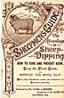 The Sheepmen's Guide. The Advantages Of Sheep Dipping, How To Cure And Prevent Scab, Keep The Flock Clean, And Improve The Wool Clip, With Other Information Useful And Instructive To Sheepmen Generally by William. Cooper & Nephews