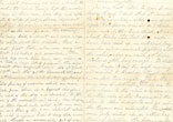Three Civil War Letters …